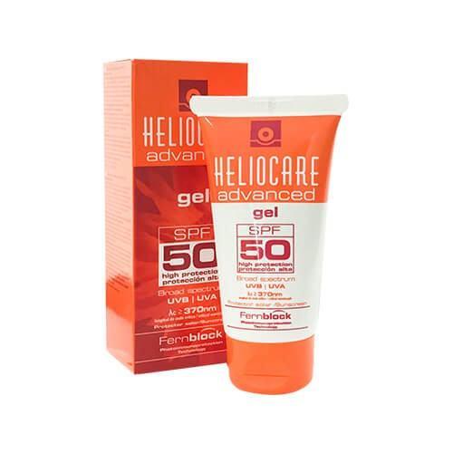 Kem chống nắng Heliocare Advanced Gel SPF 50- 50ml (của Tây Ban Nha)