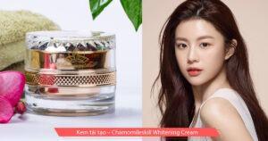 Kem tái tạo – Chamomileskill Whitening Cream 450,000₫