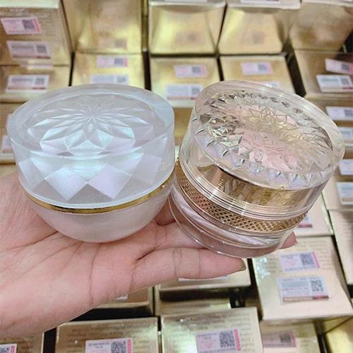 Bộ đôi hoàn hảo Kem tái tạo và Hồng Sâm ChamomileSkill